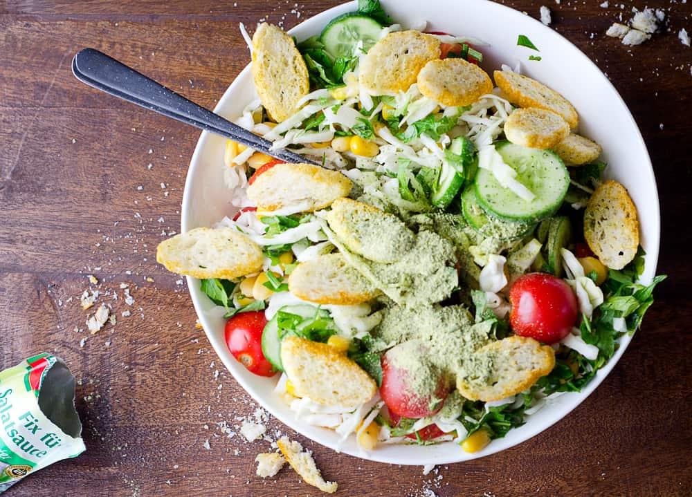 Panzanella -Salad