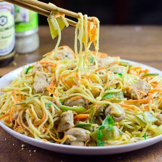 BEST LO MEIN RECIPE