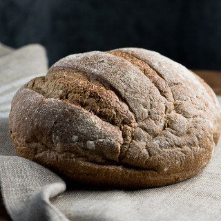RYE BREAD RECIPE( LESS GLUTEN, BETTER TASTE)