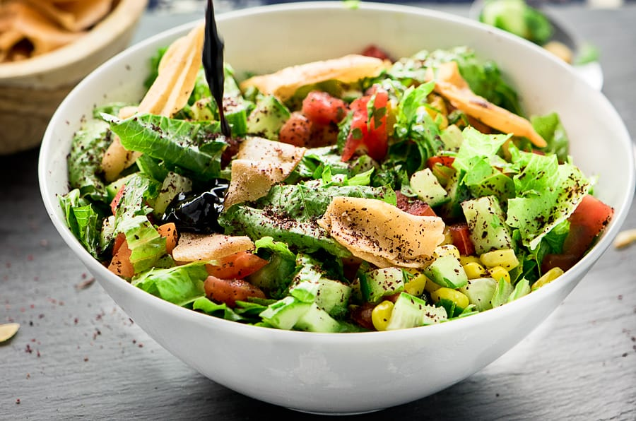 Fattoush recipe
