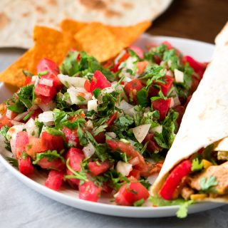 PICO DE GALLO RECIPE OR SALSA FRESCA