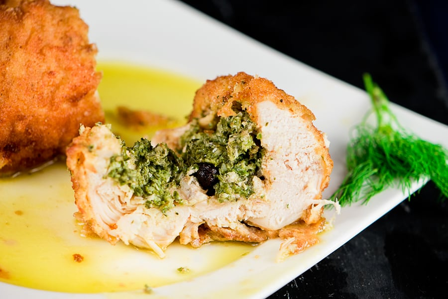 Chicken kiev authentic russian recipe chefjar for Authentic russian cuisine
