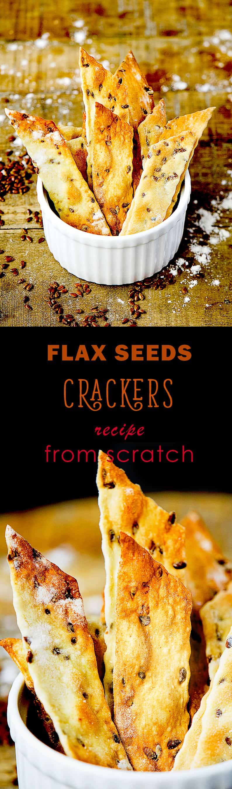 Cracker recipe
