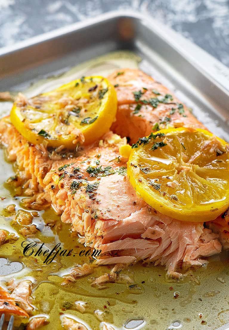 lemon-butter-garlic-salmon
