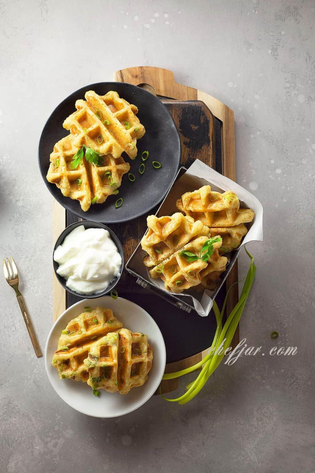 potato-waffles