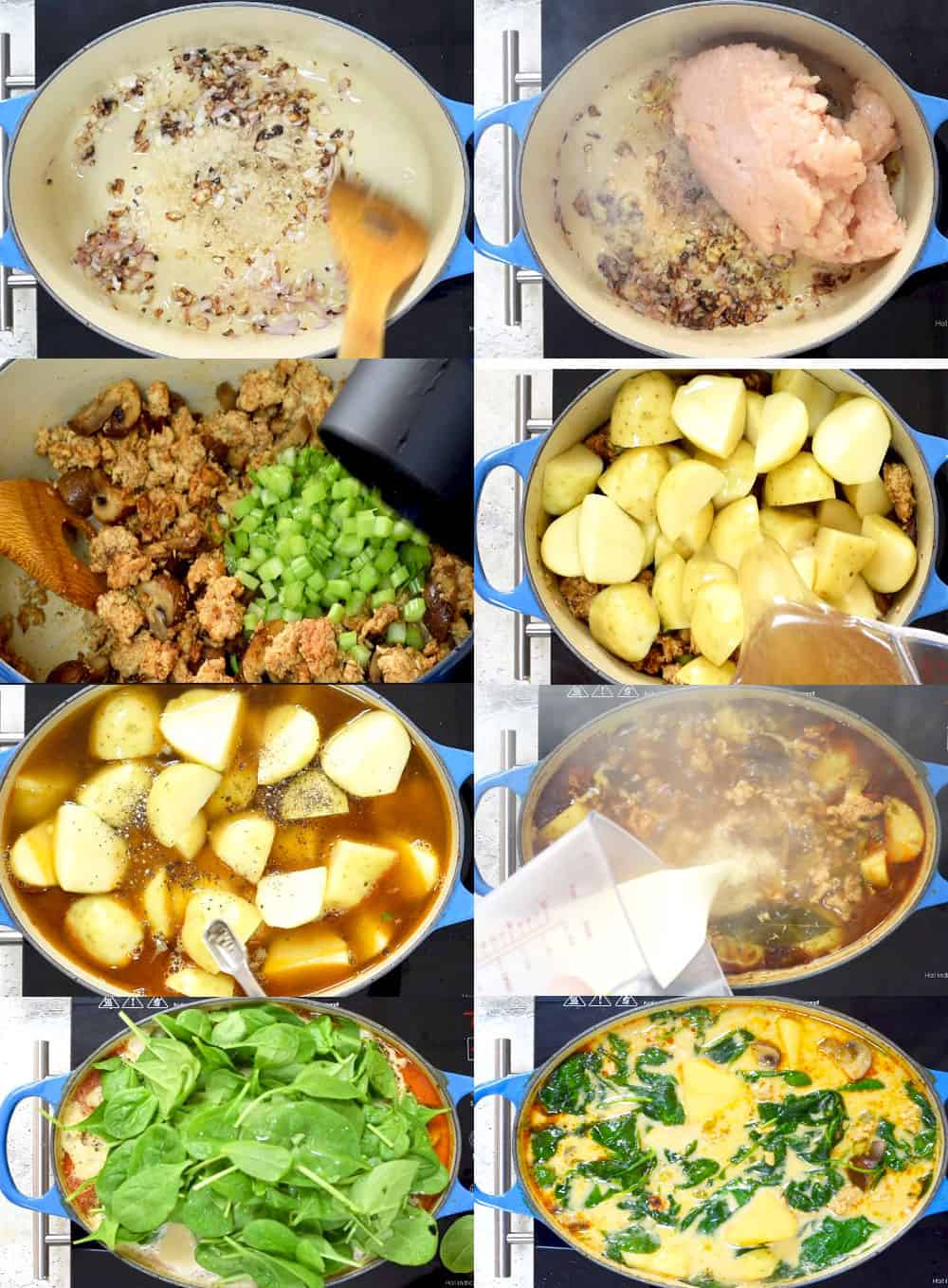 how-to-make-ground-chicken-soup