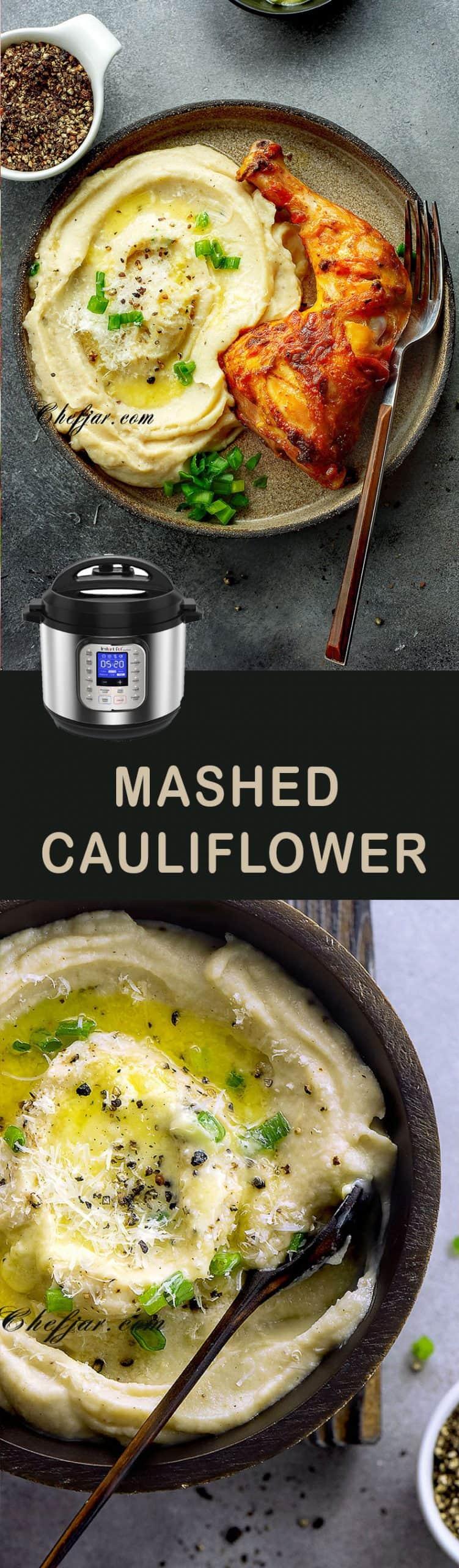 instant-pot-mashed-cauliflower