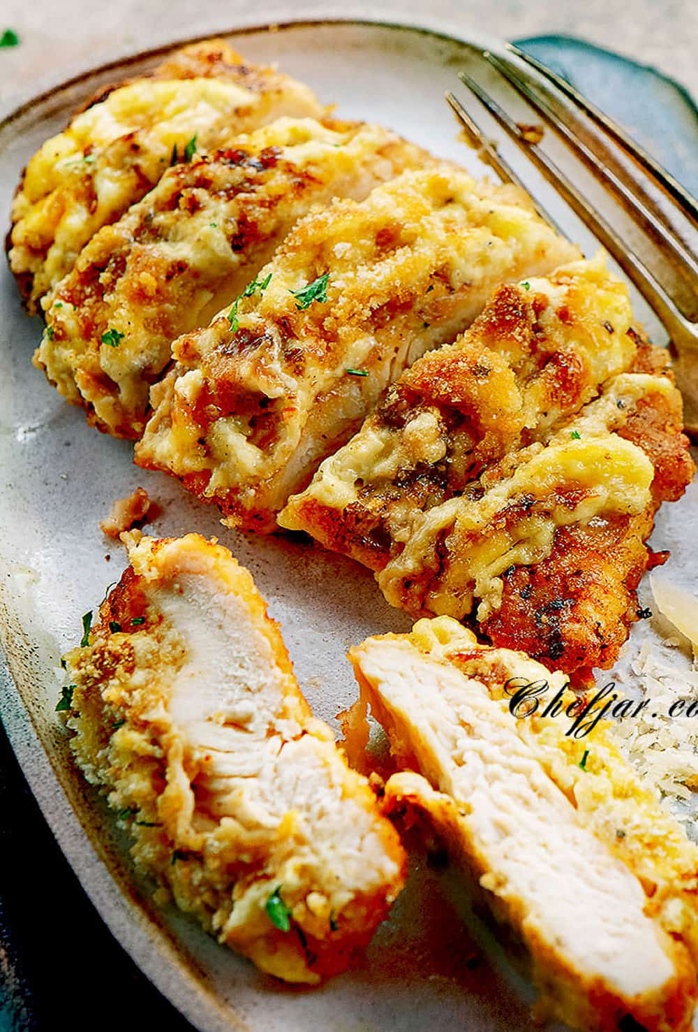 hellmann's parmesan crusted chicken