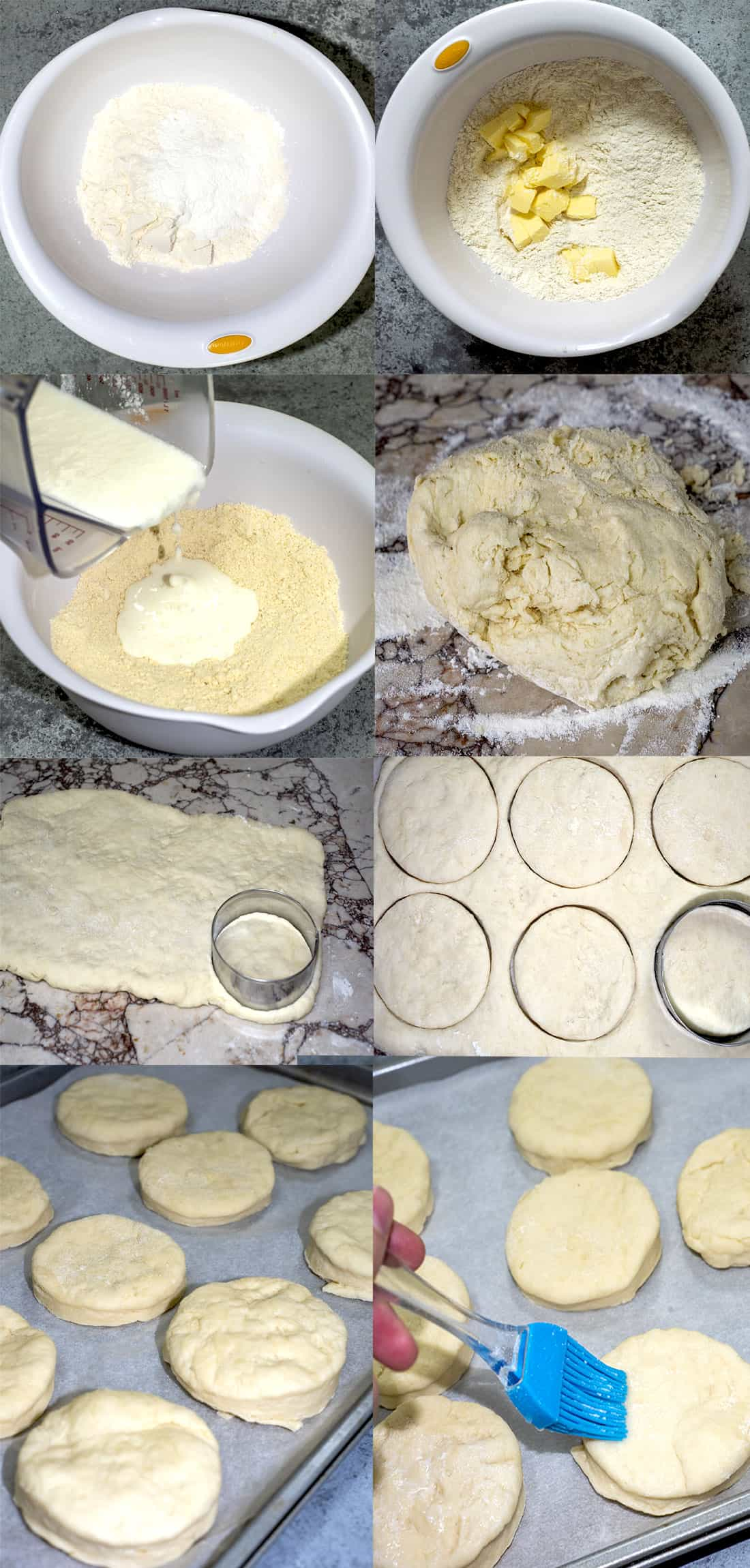 how to make popeyes biscuits