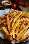 popeyes cajun fries