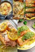 what herbs go with salmon